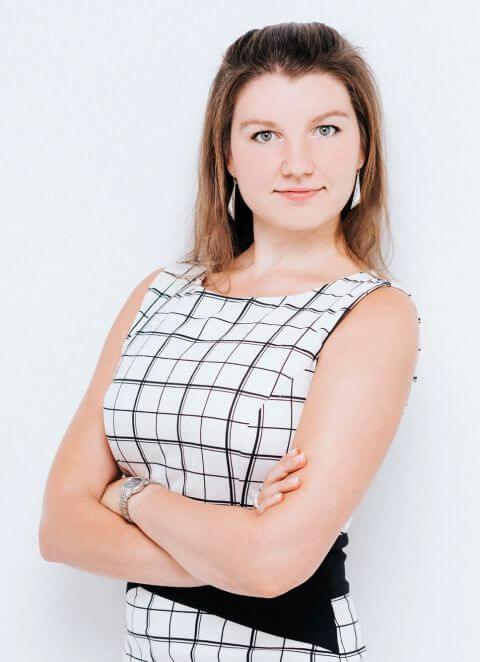 Katrin Vilimaa-Otsing digiturunduse ja sotsiaalmeedia spetsialist